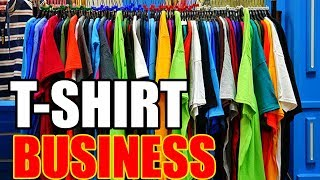 T Shirt Business Easily Earn Rs.25,000 Per Month | Small Business Ideas