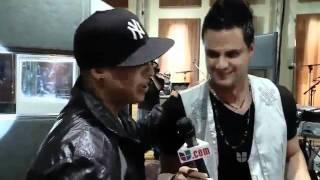 Daddy Yankee y su flow InStudio (Daddy Yankee en Univisión 2010).mp4