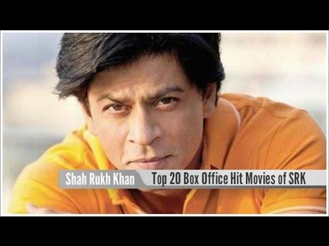 Top 20 Best Shah Rukh Khan Super Hit Movies List