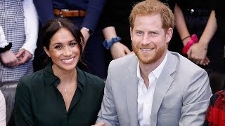 Meghan Markle Is PREGNANT! Expecting First Child With Prince Harry