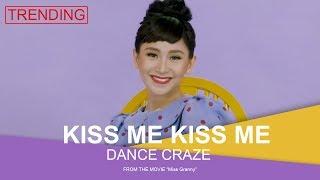 Sarah Geronimo 'Kiss Me Kiss Me' Dance Craze