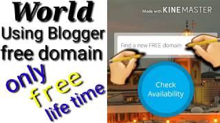 freenom World is a fast custom domain Register