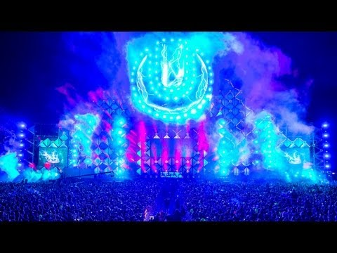 Knife Party Live at Ultra Music Festival 2013 WEEK 2 HD