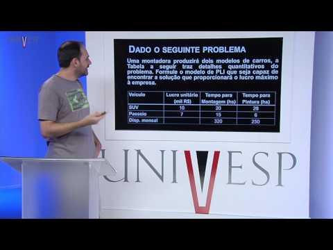 Pesquisa Operacional II - Aula 01 - Programação Inteira