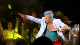 Aaron Kwok 郭富城的招牌舞步 Medley (舞臨盛宴2013)