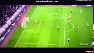 Sergio Kun Aguero Skills & Goals