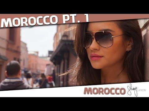 Marrakech Hot Air Balloon Ride Morocco Shaycation Part 1