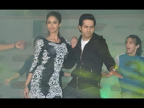 Varun And Ileana's Sexy Dance Performance