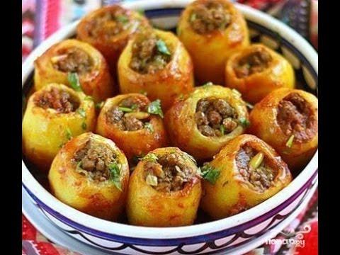 Картошка в духовке с фаршем и с сыром в духовке рецепт с пошагово
