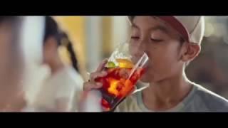 Iklan Sirup Marjan - Tari Betawi & Sepatu Roda (2017)