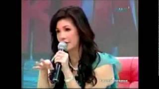 Regine Velasquez in Startalk - 02/27/10