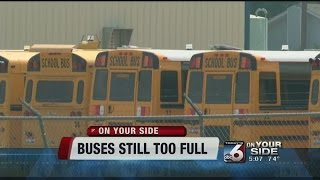 Police cite local school bus company for unsafe conditons