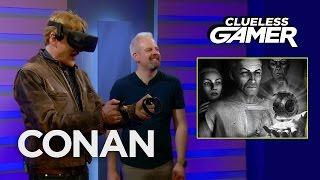 """Clueless Gamer: """"Wilson's Heart""""  - CONAN on TBS"""