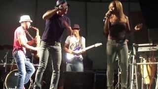 Participação Néya Marques na Banda Pisada de Patrão