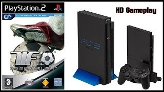 This Is Football 2004 (PS2)(2003) Intro + Gameplay (HD) Germany V Peru