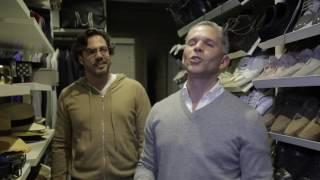 Rodner Figueroa y Ernesto te muestran su closet
