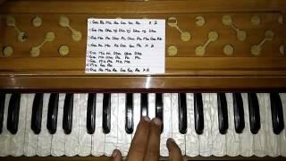 Nagin Tone - Learn on Harmonium