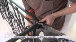 FEUILLETON : Ferronier, un métier d