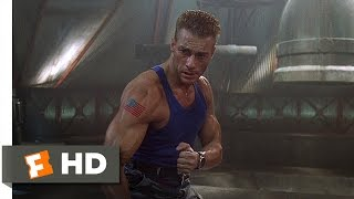 Street Fighter (1994) - Colonel Guile vs. General M. Bison Scene (7/10) | Movieclips