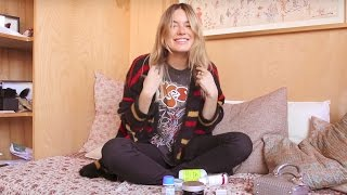 Model Camille Rowe's Essential Beauty Products