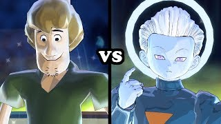 ULTIMATE WARRIOR! SHAGGY ULTRA INSTINCT VS DAISHINKAN (EL GRANDE PADRE)! Dragon Ball XV 2 Mods