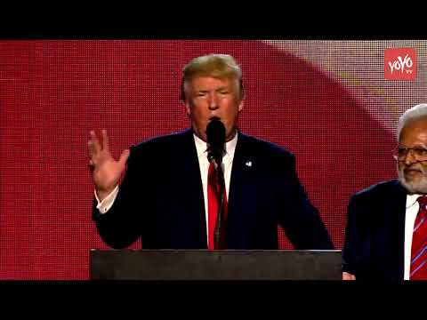 Xxx Mp4 I Am A Big Fan Of Hindus Says Donald Trump Trump Full Speech RHC Event YOYO TV Channel 3gp Sex