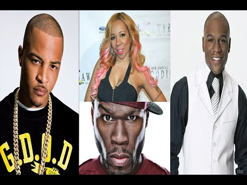 50 Cent - There's Something About Tiny ft.Floyd Mayweather & TI