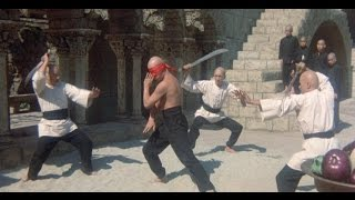 Kung Fu: Master Kan Tells Caine off for Showing Off in Front of the Younger Students