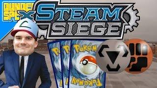 MEGA TIME! - SteamSiege Booster Box: Del 3