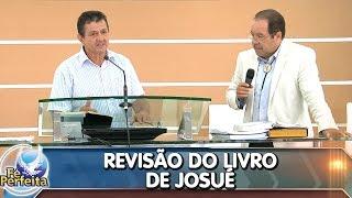 Resumo do livro de Josué - 06/09/2015 - Pr. César Augusto