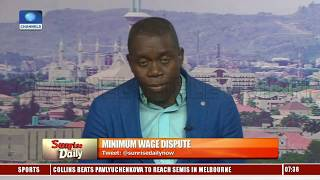 Minimum Wage Dispute: Capacity Of States Questioned As Council Approves N27,000 Pt.1