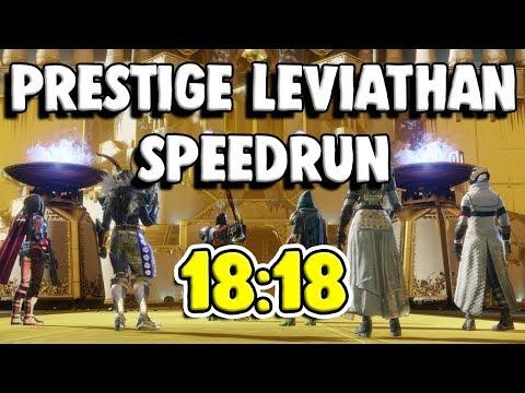 Xxx Mp4 Prestige Leviathan World Record Speedrun 18 18 Destiny 2 3gp Sex