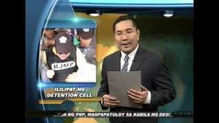 Janet Napoles transfers detention cell