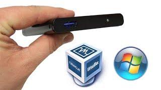 How to Create a Portable Virtual Windows 7
