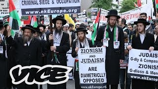 Rebel Rabbis: Anti-Zionist Jews Against Israel
