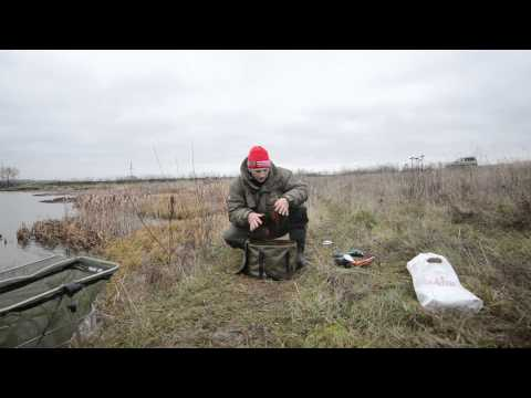 рыбалка на кормушку осенью