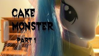 MLP A Royal Pain Ep1 (CAKE MONSTER) P1