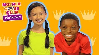 Jack and Jill | DRESS UP | Johnny Johnny Pretend Play | Mother Goose Club Playhouse Kids Video