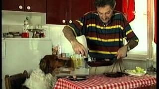 COVEK I PAS - Desimir Desko Stanojevic (PGP RTS) i pas Sima iz serije ``Srecni ljudi``