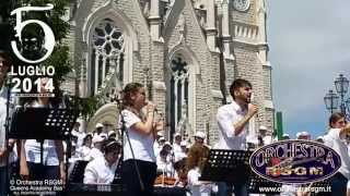 Orchestra RSGM - Concert for Pope Francis - 05.07.2014 - Castelpetroso (IS) Italy