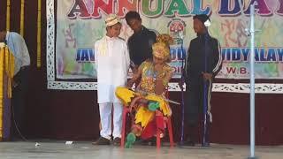 Modern Ramayana(Bengali, Comedy Drama) Annual Day Celebration 2016-2017, JNV- Paschim Medinipur, WB