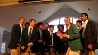 Dartmouth Aires- I Saw Her Standing There DCLI (A Cappella)