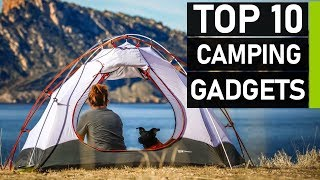 Top 10 Latest Camping Gadgets & Gear Inventions | Part-3