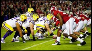 Clemson Tigers vs Alabama Crimson Tide 2016 2017 College Football Playoff national championship