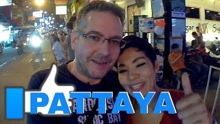 Angry Chick in Pattaya at JONY BAR Soi Buakhao. An interview with Bum