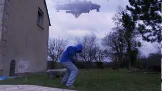 The First Attack is Just For Fun !!! VFX with After Effects by ChimikProd.