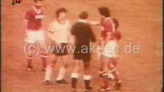 1977  Australia vs Iran 0:1 World Cup Q game