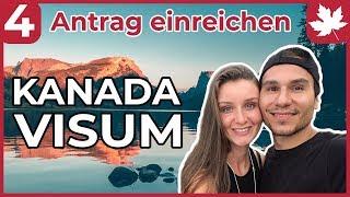 Working Holiday Kanada Visum: #4 Antrag einreichen (Work and Travel)