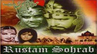Rustom Sohrab (1963) Hindi Full Movie | Prithviraj Kapoor, Suraiya | Hindi Classic Movies