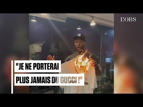 Xxx Mp4 50 Cent Brûle Un T Shirt Gucci à 350€ Pour Protester Contre Un Blackface 3gp Sex